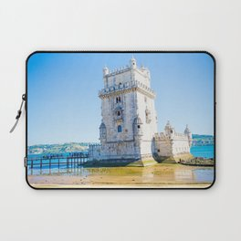 Tower Of Belem Laptop Sleeve