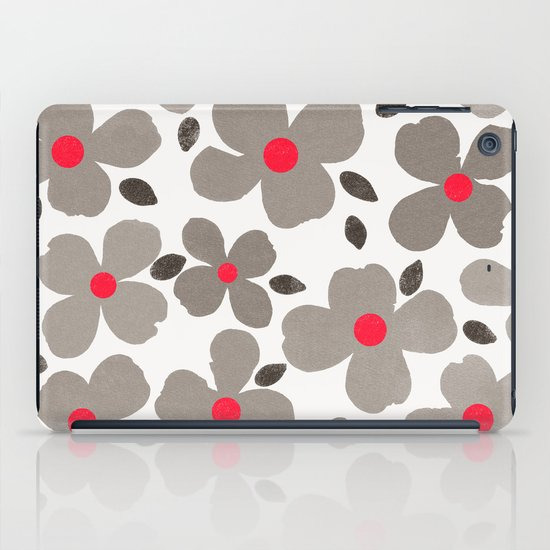 dogwood 10 iPad Case