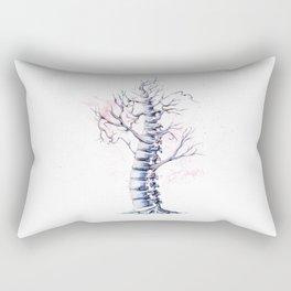 TreeSpine Rectangular Pillow