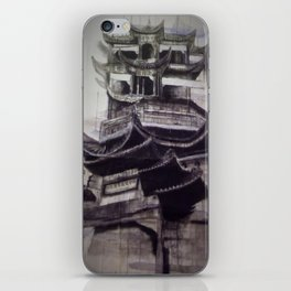 Charcoal Tradition iPhone Skin