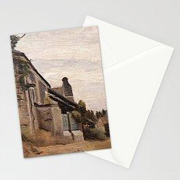 Jean-Baptiste-Camille Corot - Paysage Stationery Cards