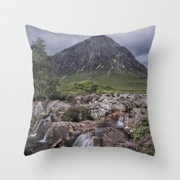 The Great Herdsman Throw Pillow