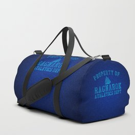 Vikings Property of Ragnarok Athletics Duffle Bag