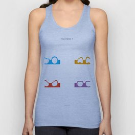 You Know It Unisex Tank Top
