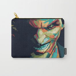 Joker Pop Art Portrait Carry-All Pouch
