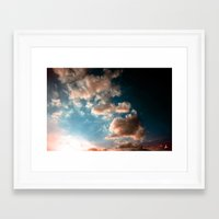 heaven Framed Art Prints featuring Heaven by Sofia_Katsikadi