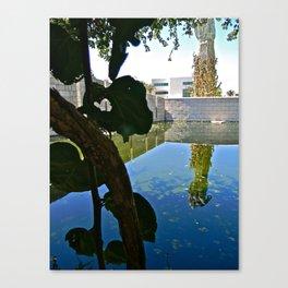 Reflection Pool Canvas Print