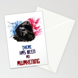 The Dark Side and the Light Stationery Cards
