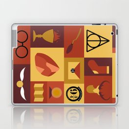 Potter Laptop & iPad Skin