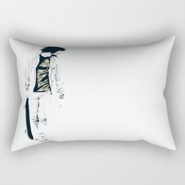 Skater 1 Rectangular Pillow