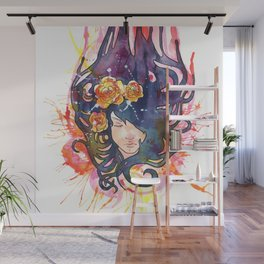 Twilight Pixie Wall Mural