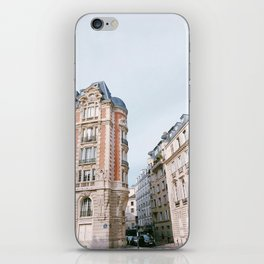 Paris Buildings iPhone Skin