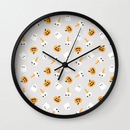 Halloween AF Wall Clock