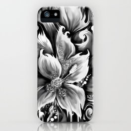 Frontal cortex. Pedals in my mind. iPhone Case