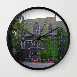 Old West End Mary Manse College Auditorium aka Lois Nelson Theater I Wall Clock