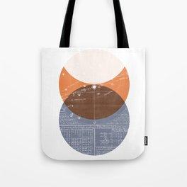 Eclipse I Tote Bag