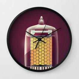 Vintage Tube Wall Clock