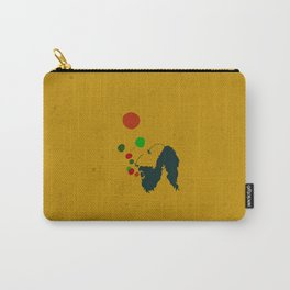 Bublle Man Carry-All Pouch