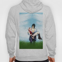 in the middle of the meadow Hoody