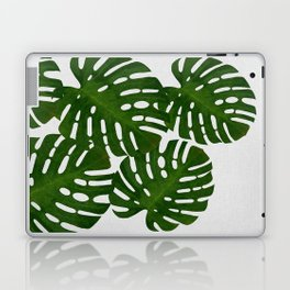 Monstera Leaf I Laptop & iPad Skin