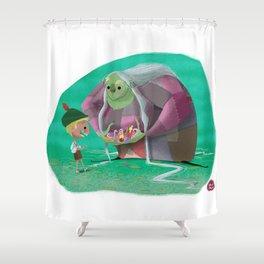 Hansel Shower Curtain