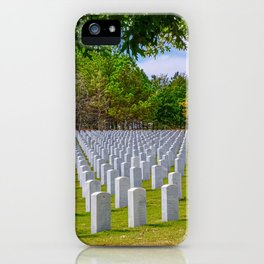 Some Gave All iPhone Case