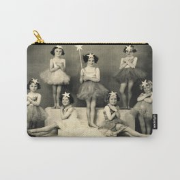 """America's got talent ~ 1944 """"The Play""""  Carry-All Pouch"""