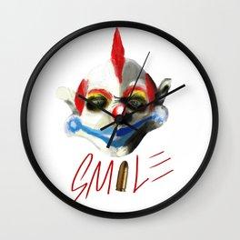 Klown Wall Clock