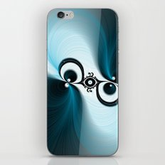 Mystic Magnetism iPhone & iPod Skin