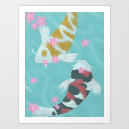 Ying/Yang Art Print