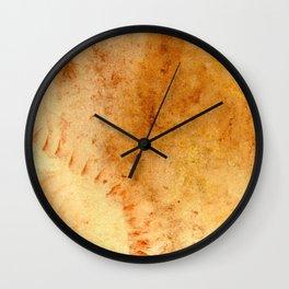 Rupestrian Wall Clock