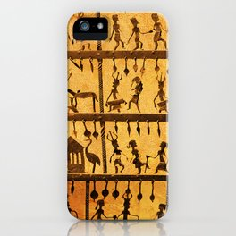 Nawabi iPhone Case