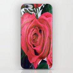 Blooming Heart iPhone & iPod Skin