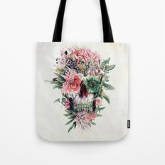 Momento Mori Rev Tote Bag
