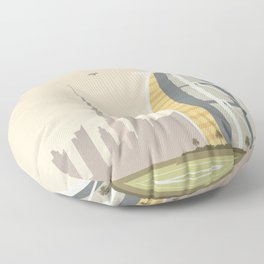 Dubai Floor Pillow