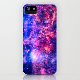 The center of the Universe (The Galactic Center Region ) iPhone Case