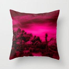 Joshua Tree #36 Throw Pillow