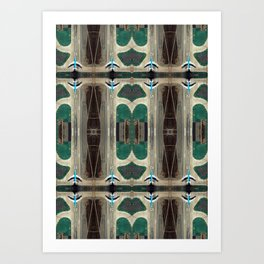 Runwayz for Dayz Art Print