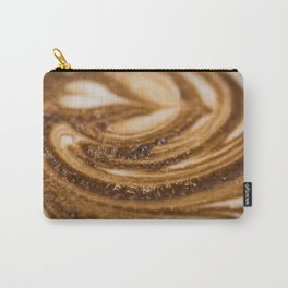 Coffee Close Up Carry-All Pouch