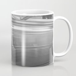 High Speed Train Coffee Mug