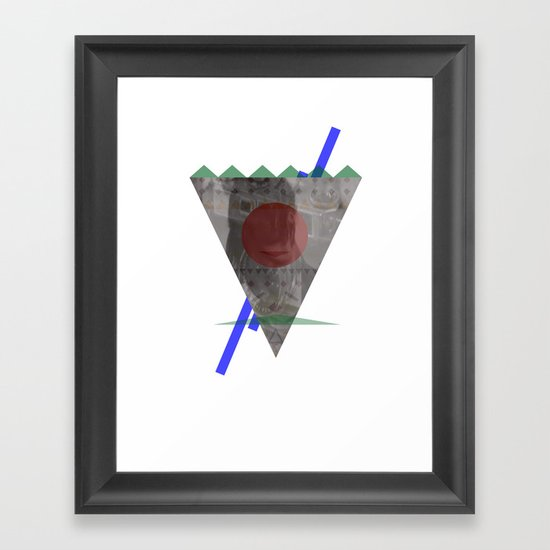 Blendsss Framed Art Print