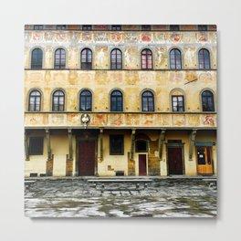 Santa Croce Building Metal Print