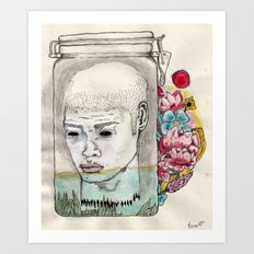 Té Art Print
