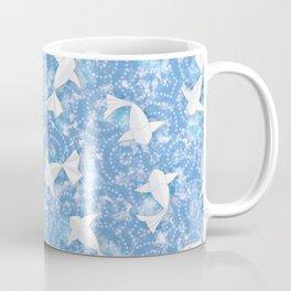 Origami Koi Fishes (Sky Pond Version) Coffee Mug