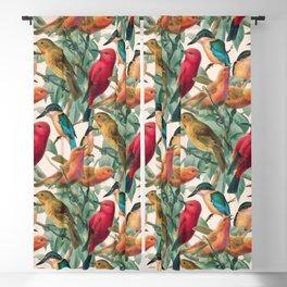 Songbirds Blackout Curtain