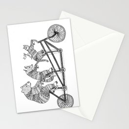 Tandem Stationery Cards