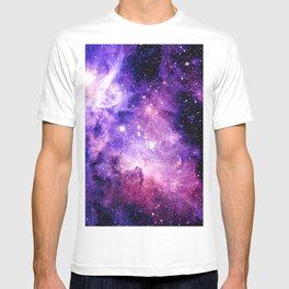 Galaxy Nebula Purple Pink : Carina Nebula T-shirt