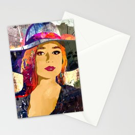 Just for a moment... Stationery Cards