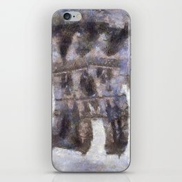 Cathedrale Notre-Dame iPhone Skin