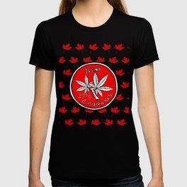 1 Cent Cannabis - Canada Penny T-shirt